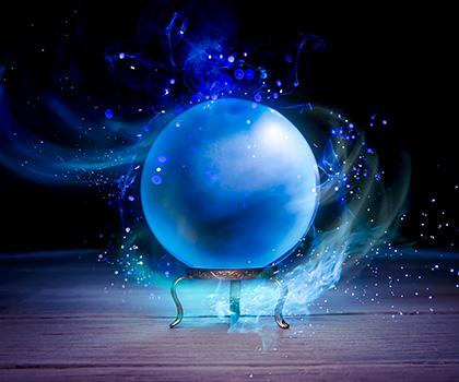 La boule de cristal